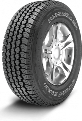 Wrangler ArmorTrac Tires